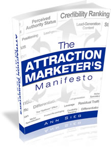 Attraction_marketers_manifesto  book cover