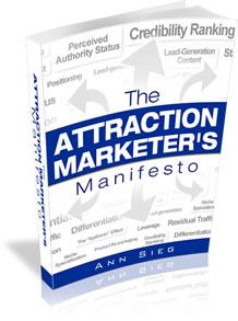 Attraction_marketers_manifesto  book cover